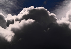 080717 stormy weather tensta a (xjyxjy) Tags: blue summer sky storm black clouds dark high gloomy sweden stockholm july sverige 2008 cirrus silverlining moln tensta svarta dystert mrkt