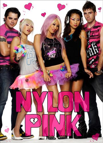 Nylon Pink