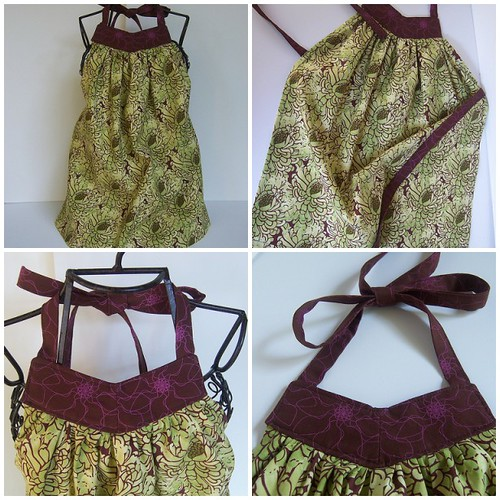 Toddler Apron 2T to 4T