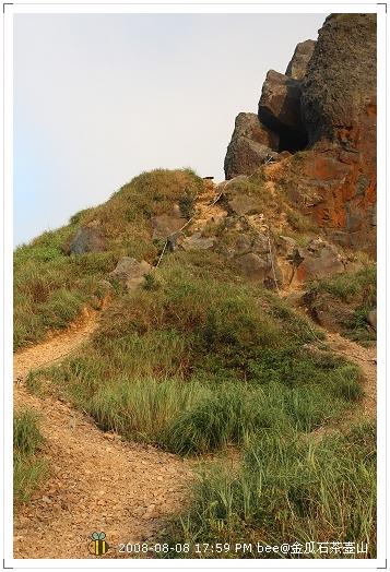2008.08.08金瓜石茶壺山爬山 (12)
