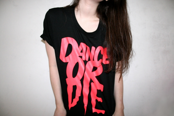 Dance OR DIE Grand Marnier