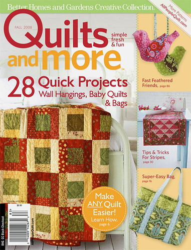 Quilts and More - Fall 2008