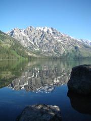Jenny Lake (hdrews333) Tags: lake mountains tetons
