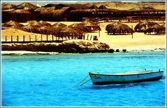 ( iva ) Tags: sea summer vacation wow island boat paradise egypt hurghada utatafeature dragondaggerphoto