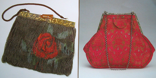 1920's Purses Collage