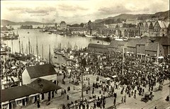 Norway,Bergen 1924 (BSMK1SV) Tags: norway bergen 1924