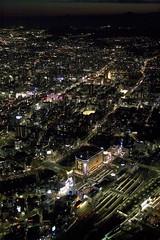 D050404096 (Araki.Photo.) Tags: sky japan hiroshima 日本 skyview 広島 広島県 空撮