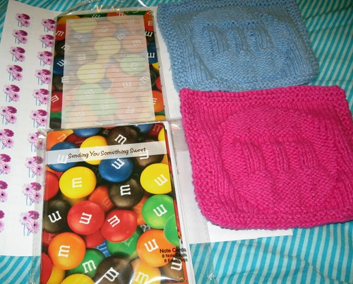 My Bloggy giveaway from Summer 2008