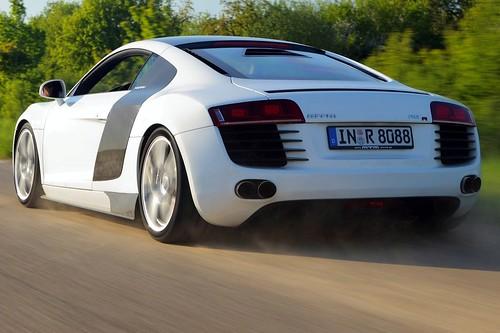 Тюнингованная Audi R8 от MTM Фото