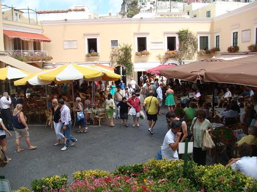 Piazzeta de Capri