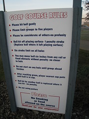 golf edmonton minigolf mastermaq whitemudamusement