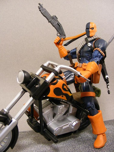 Deathstroke the Terminator 2