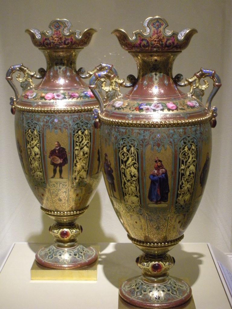 Sevres vases [1841]