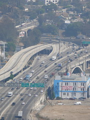 101 Freeway (SkilliShots) Tags: la losangeles view i5 cityhall 101 freeway i10 urbanjungle observationdeck pomonafreeway
