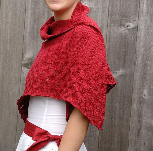 hybrid shawl