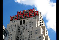 The only living boy in New York (3) (Mister-H) Tags: nyc usa newyork news building media newyorker batiment
