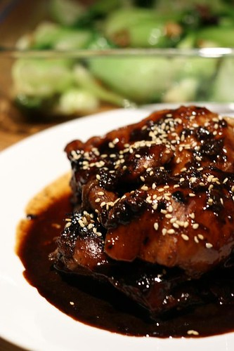 Chicken teriyaki 2