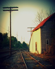 Please Come Home (OneEyedJax) Tags: trees sunrise traintracks mother tracks forgiveness oldbarn dustinkensrue platinumphoto anawesomeshot pleasecomehome ysplix platinumheartawards picturefantastic multimegashot goldenmasterpiece