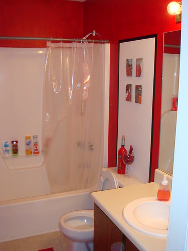 Small Bathroom Ideas Red 28+ [ red bathroom paint ideas ] | ideas for painting a bathroom