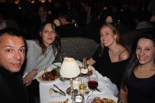 Enor, Cristiane, Pat Xand� e Karina Santos