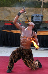 100 Things to see at the fair #4: Fire Eater