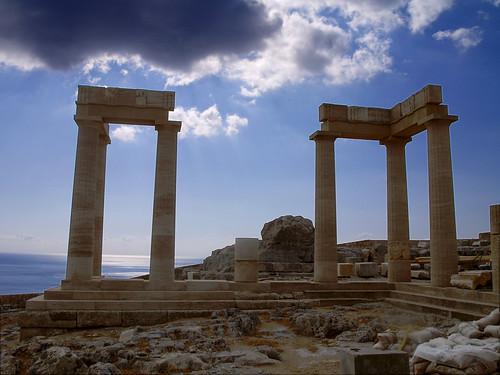 Tempio di Athena - Temple of Athena