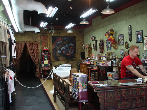 Miami Ink Homepage Miami Ink 39 s Old Shop