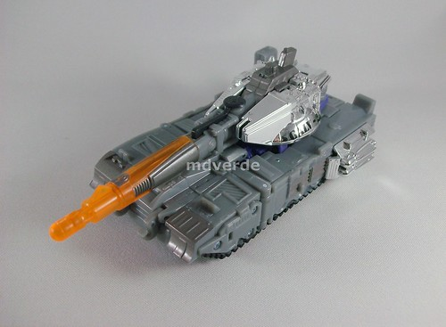 Transformers Galvatron Classics Henkei - modo alterno (by mdverde)