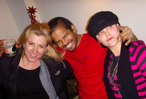 Adrienne Brawley, Bill Cammack & Corinne Leigh