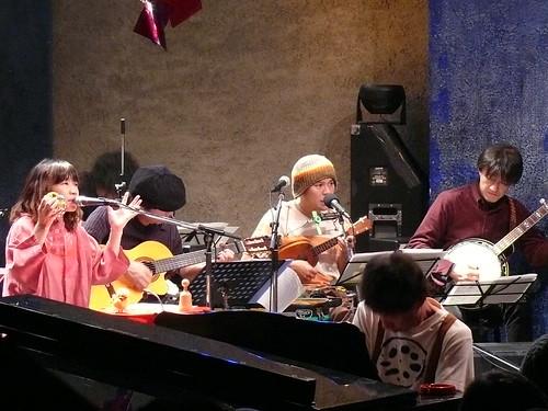 2008-12-07 吉祥寺 STAR PINE'S CAFE