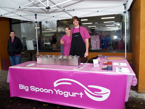 Big Spoon Yogurt