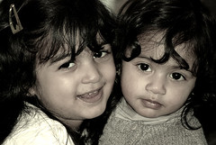Rahma & ma3een (alahlawy29) Tags: kids children kid arab saudi       saihat