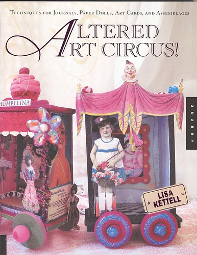 Altered Art Cirus! Front Cover