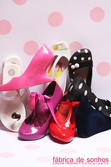 My Precious Collection (Fbrica de Sonhos ) Tags: pink fashion night wonderful disco shoes princess mj moda melissa severine princesa pp sapatos sandlias cinderela melissas principezinho cone flocada fbricadesonhos catarinaparamosphotography corderosa maryjane viviennewestwood karinrashid ultrawedje