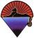 Cats Under The Stars logo emblem dealie