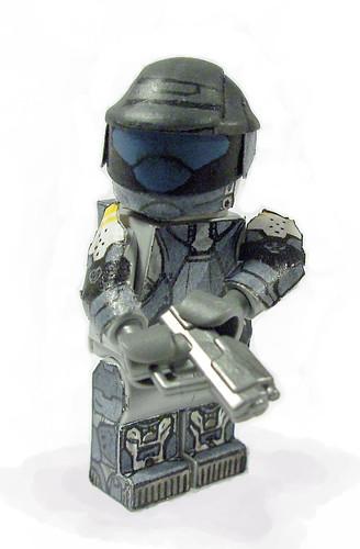 Lt. Croe (by tekka croe)
