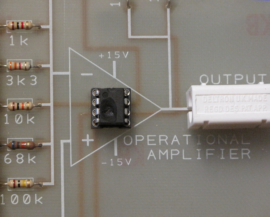 Un-operational Amplifier