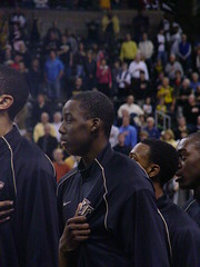Al-Farouq Aminu (SneakinDeacon) Tags: wfu wakeforest raiders demondeacons wrightstate ncaabasketball accbasketball