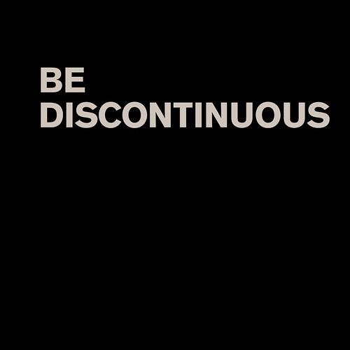 Discontinuous #1