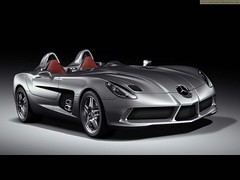 Mercedes SLR McLaren Stirling Moss 2009 (Syed Zaeem) Tags: wallpaper slr cars car mercedes moss stirling mclaren wallpapers 2009 getcarwallpapers