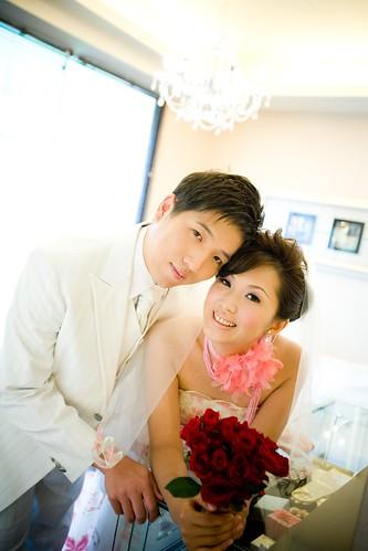 美麗的婚紗照002