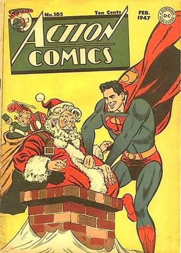 Calendar of Disturbing Santas