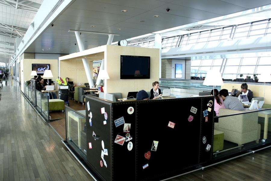 Free Internet lounge, Incheon(2)