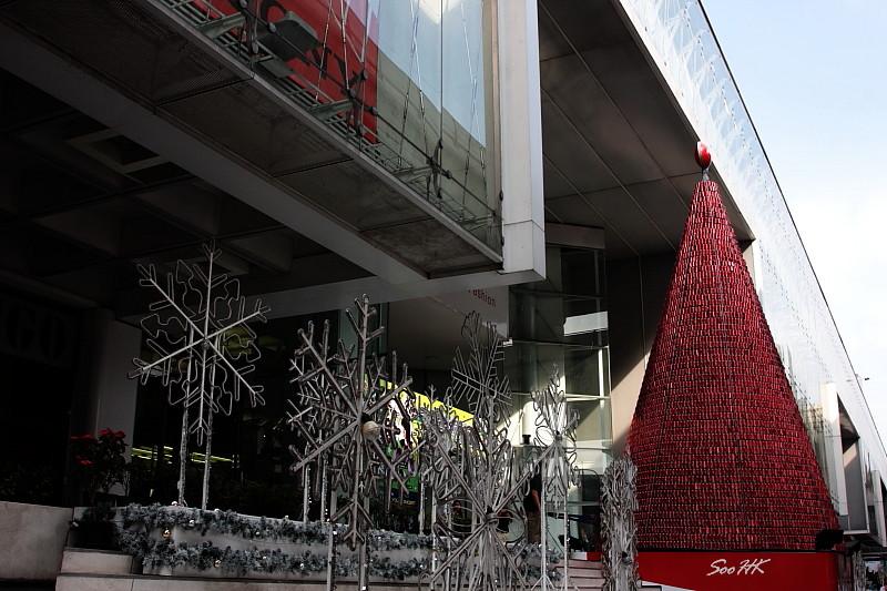 Cola Xmas @ Bangkok