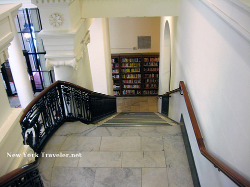 Library Staircase