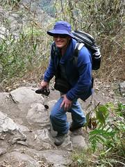 R0011751 Peru mahu Picchu Wayna Pichu David (Dave Curtis) Tags: david peru machu picchu waynapichu