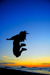 jump to 2009 (jobarracuda) Tags: sunset silhouette jump philippines marcy talon jumper zambales jumpshot dapithapon jobarracuda jojopensica vingaye mistressdarcy jumpingdarcy