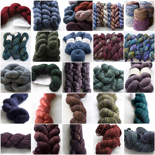 Yarn Review for 2008