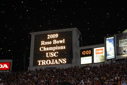 rose bowl 219