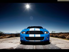 Ford Shelby GT500 2010 (Syed Zaeem) Tags: wallpaper cars ford car shelby wallpapers 2010 gt500 getcarwallpapers